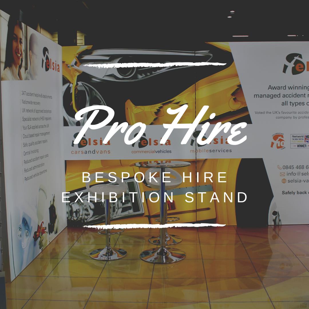 Pro Hire Exhibition Stands