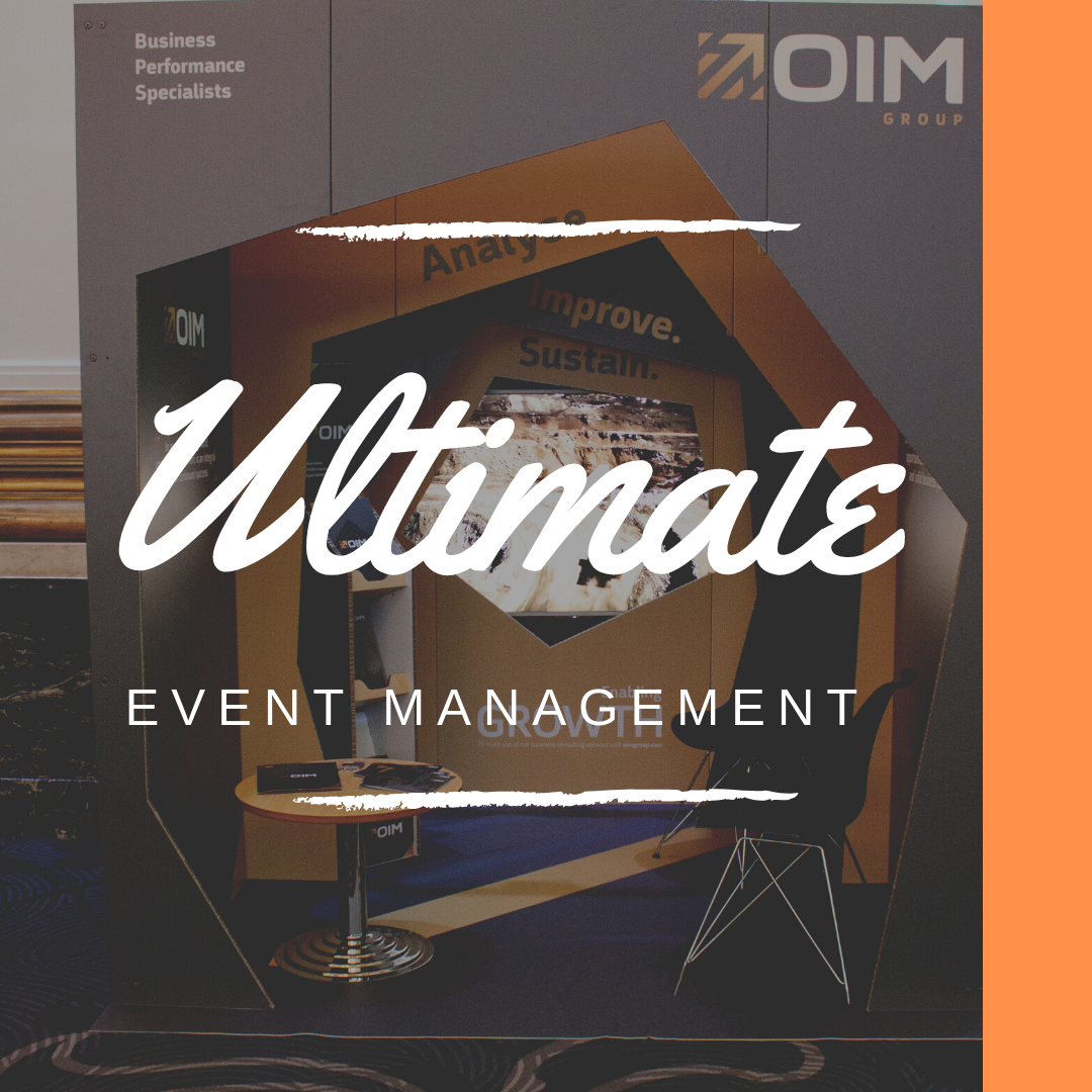 Event Organisers Ultimate Service
