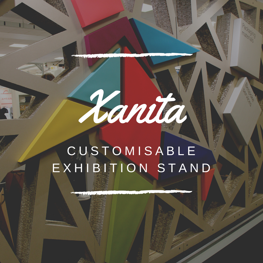 xanita customised exhibition stands