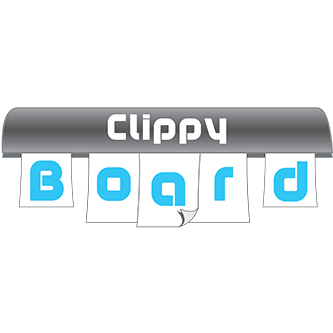 Part of our Clippy Board range