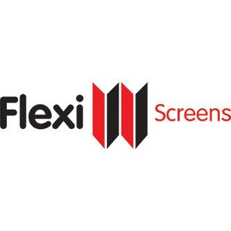 Part of our Flexi-Screen range