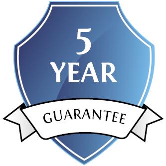 5 Year Guarantee on all Display Boards