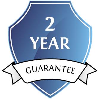 Guarantee on Go Displays Banners