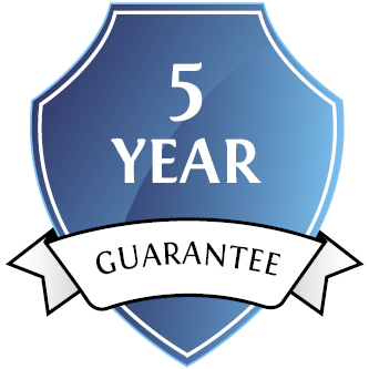 Guarantee on all Universal Display Systems