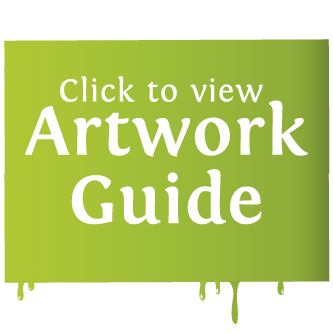 Artwork guide and specification