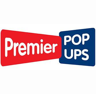 Part of our Premier Pop Ups range
